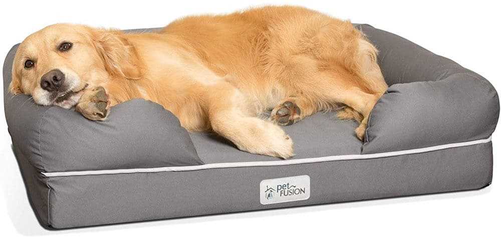 PetFusion Ultimate Dog Bed & Lounge