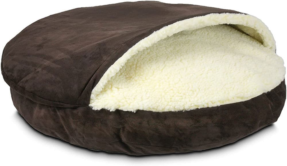 Snoozer Luxury Cozy Cave Pet Bed