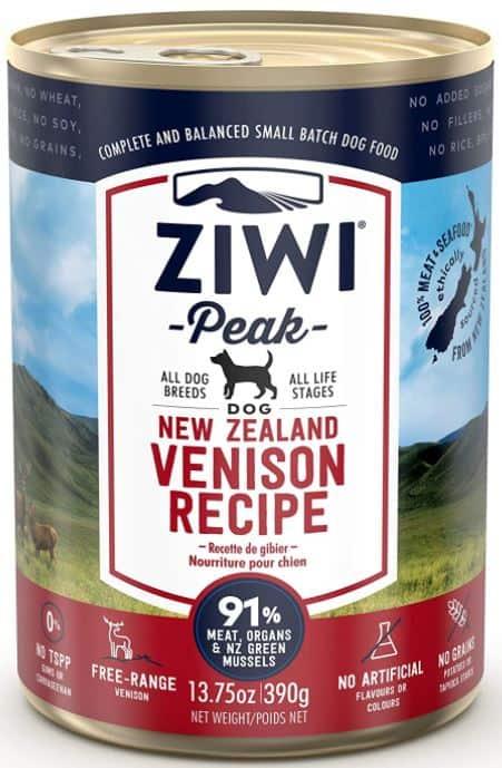 Ziwi Peak Canned Dog Food