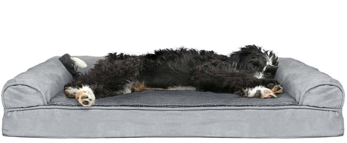FurHaven Ortho Dog Bed