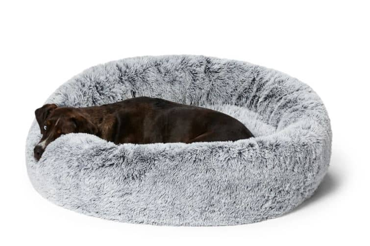 SNOOZA SOOTHING & CALMING SILVER FOX BED