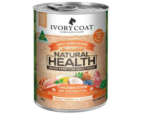 Ivory Coat Grain-Free Wet Dog Food