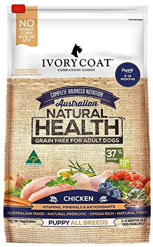 Ivory Coat Puppy Formula, Chicken