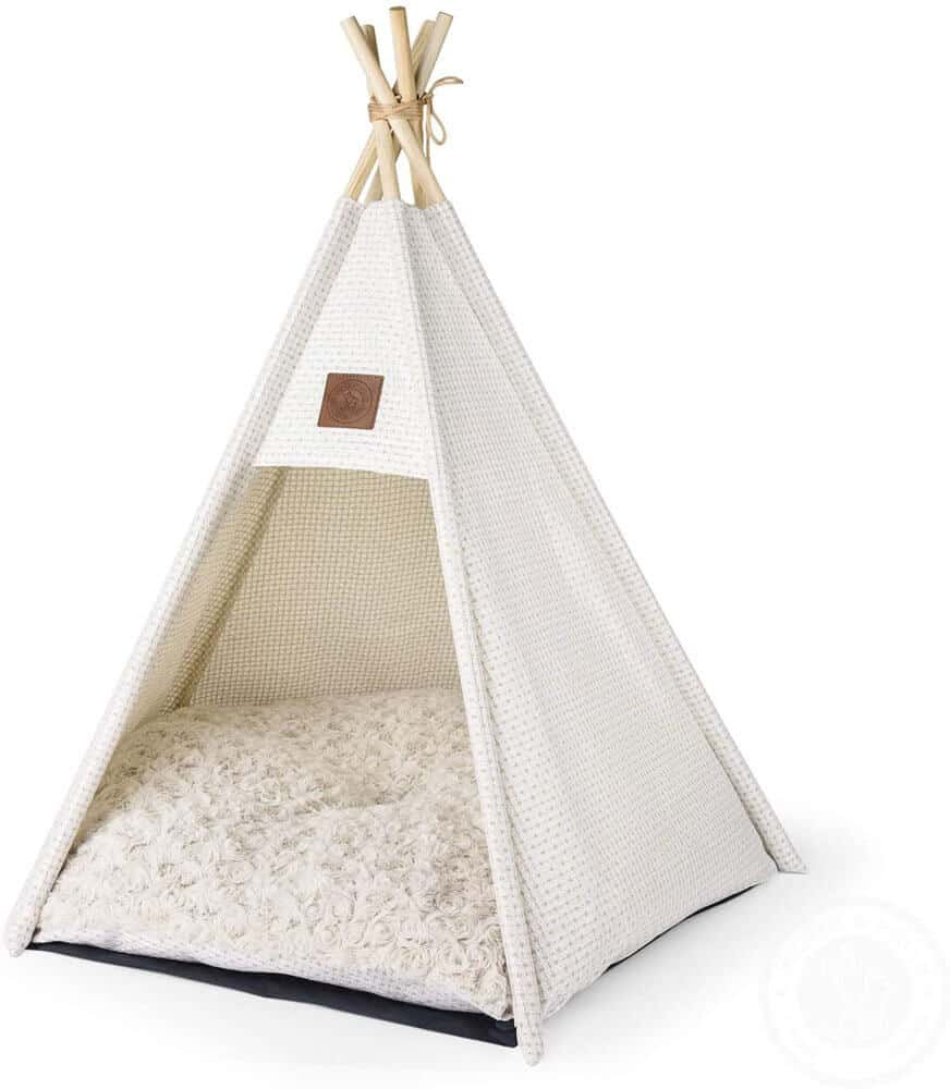 Pickle & Polly Medium Dog Bed Teepee/Tent