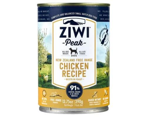 Ziwi Peak Wet Dog Food Formulas