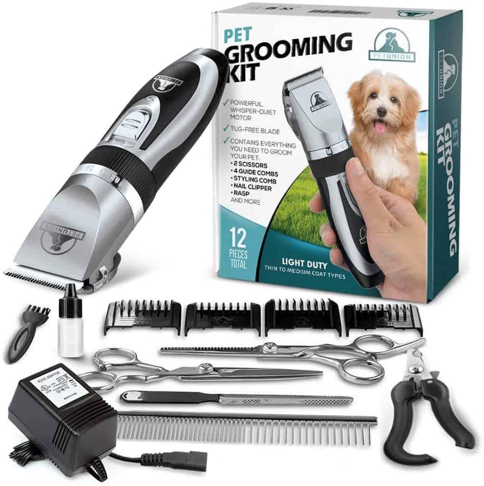 Pet Union Professional Dog Grooming Kit