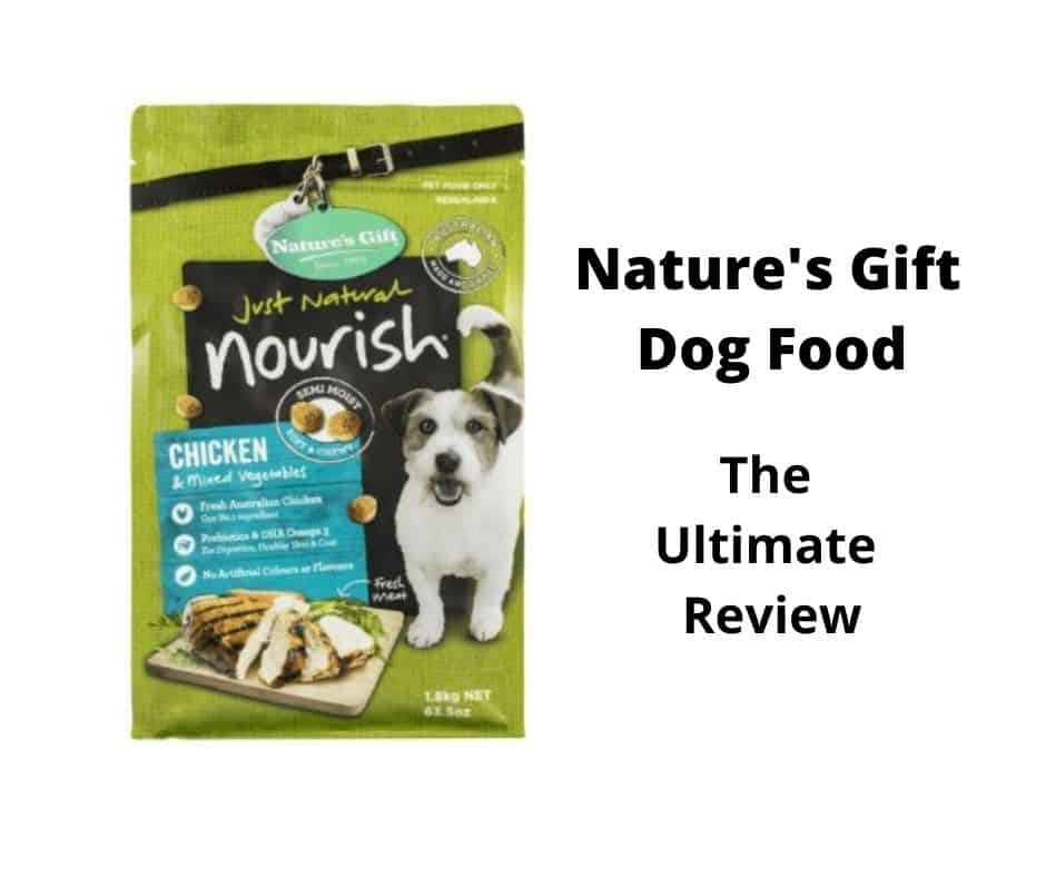 Natures Gift Dog Food