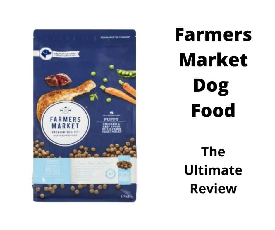 Farmers Market Dog Food Review