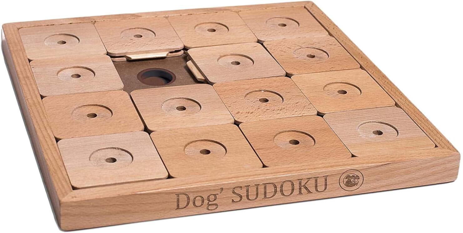 My Intelligent Pets Dog' SUDOKU