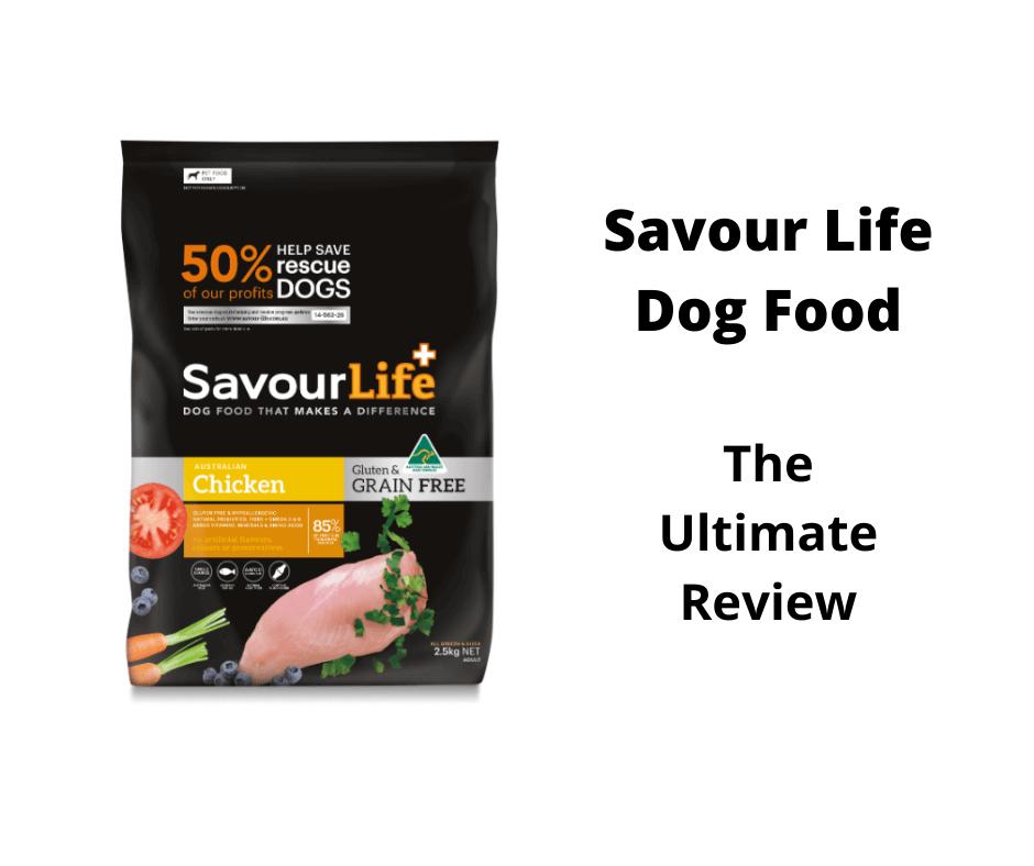 Savour Life Dog Food
